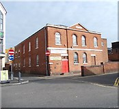 SK5319 : Former Chapel - off Derby Square by Betty Longbottom