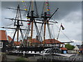 NZ5133 : HMS Trincomalee by Dave Pickersgill