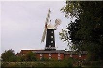 TA0233 : Skidby Windmill by Steve Daniels