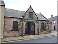 NT9953 : Berwick-upon-Tweed:  The 'White Horse' (rear entrance) by Dr Neil Clifton