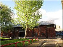 TQ3379 : Stansfeld Oxford & Bermondsey Club by Stephen Craven