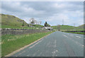 NY5403 : A6 north at Hollowgate by John Firth