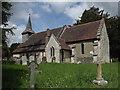 SU7531 : Empshott Church by Colin Smith