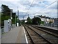 TQ3165 : Wandle Park Tramlink Stop by Marathon