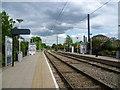 TQ3066 : Therapia Lane Tramlink Stop by Marathon