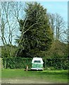 TM4250 : Lonely VW camper, Orford by nick macneill