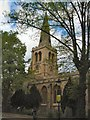 TL0549 : St Paul's church, Bedford by Paul Gillett