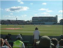 SJ8195 : Day 2 England v Australia Test Match 2005 by Richard Hoare