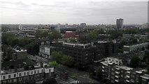 TQ2677 : View from World's End Estate Chelsea by PAUL FARMER