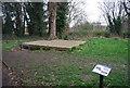 TQ7769 : Air Raid Bunker, Lower Lines Park by N Chadwick