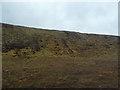 NH1657 : Glaciofluvial delta terrace west of Achnasheen by John Allan