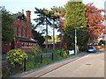SK5547 : Nottingham - NG6 (Bestwood Village) by David Hallam-Jones