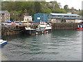 NM8529 : MV 'Eilean Ratharsair' at Oban by M J Richardson