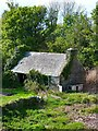 NX4252 : Old Smithy by Andy Farrington