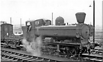 SU5290 : Ex-GW 0-6-0 Pannier tank, with spark-arrester, shunting at Didcot by Ben Brooksbank
