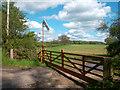 SU7588 : Solar Powered Gate by Des Blenkinsopp