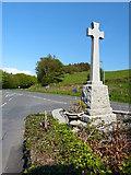 NX0054 : Portpatrick War Memorial by Andy Farrington