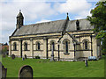 SE7274 : Church of St Michael and All Angels, Barton-Le -Street by Pauline E