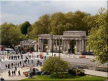 TQ2879 : Hyde Park Corner by David Dixon
