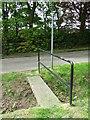 TL6960 : Footbridge by Keith Evans