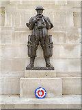 TQ2879 : The Royal Artillery Corps Memorial by David Dixon