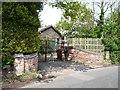 SJ7870 : Entrance to Hill Top Farm, Buckden Lane by Christine Johnstone