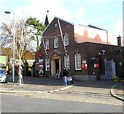 SS8591 : Maesteg Post Office by Jaggery