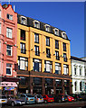J5082 : The Marine Court Hotel, Bangor by Rossographer