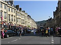 ST7465 : The Olympic torch comes to Bath by Virginia Knight