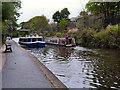 TQ2783 : Regent's Canal by David Dixon