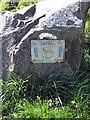 NZ3168 : Waggonway Stone by Christine Westerback