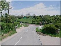 TQ2912 : School Lane, Pyecombe by Tim Heaton