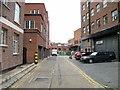 TQ2778 : Hemus Place, Chelsea by PAUL FARMER