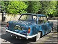 SK3486 : Triumph Herald in Broomhall Road by Patrick Mackie