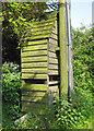 TA0523 : Sentry Box on West Marsh Lane by David Wright