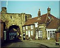 TQ9120 : Rye, Strand Gate by Colin Smith