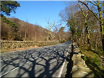 SH5946 : A498 through the Pass of Aberglaslyn by Jaggery