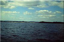 NU2235 : Inner Farne Islands by Colin Smith