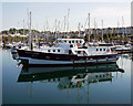 J5082 : The 'T.S. Jack Petchey' at Bangor by Rossographer