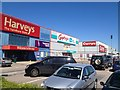 TG5106 : Gapton Hall retail park, Great Yarmouth by Stacey Harris