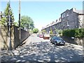 SE1231 : Pastureside Terrace West - Pasture Lane by Betty Longbottom