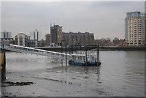 TQ3680 : Hilton Docklands Pier by N Chadwick