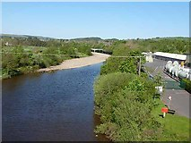 NY7063 : River South Tyne by Oliver Dixon