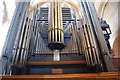 SO8932 : The Grove Organ, Tewkesbury Abbey by Julian P Guffogg