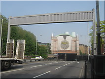 TQ3680 : The Limehouse Link heading towards the Western Portal by David Anstiss