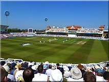 SK5838 : England v West Indies at Trent Bridge on 26.05.12 by Ruth Sharville