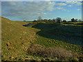 SU1070 : Avebury - Frosty Hollow by Chris Talbot