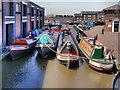 SJ4077 : National Waterways Museum, Ellesmere Port by David Dixon