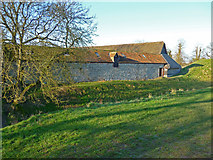 SU1070 : Avebury - Rear Of The Tithe Barn by Chris Talbot