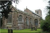 TF4655 : All Saints' church, Friskney by J.Hannan-Briggs